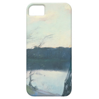 Landscape (pastel on canvas) iPhone 5 cover