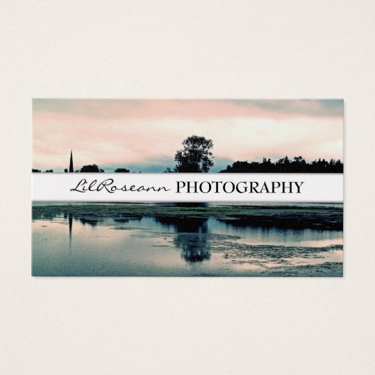 Landscape - Photography Business Card