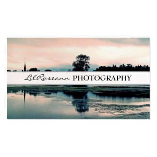 Landscape - Photography Pack Of Standard Business Cards