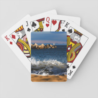 landscape playing cards