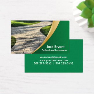 Landscape Professionals Business Card
