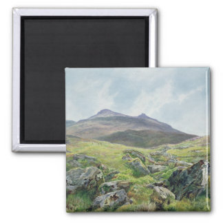 Landscape, Snowdon Magnet