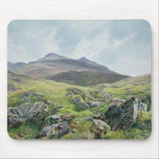 Landscape, Snowdon Mouse Pad