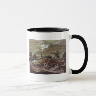 Landscape: Storm Effect, 18th century Mug