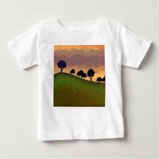Landscape summer baby T-Shirt