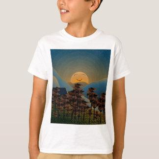 Landscape sunset T-Shirt