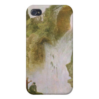 Landscape, The Waterfall Cover For iPhone 4