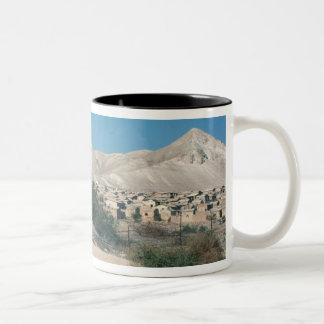 Landscape Two-Tone Coffee Mug