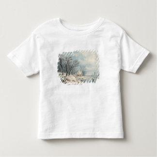 Landscape: Winter Toddler T-Shirt