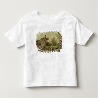 Landscape with a cottage toddler T-Shirt