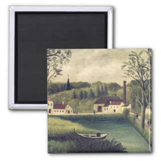 Landscape with a Fisherman, after 1886 Magnet