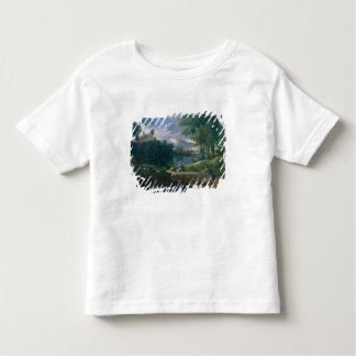 Landscape with a Man killed by a Snake, c.1648 Toddler T-Shirt
