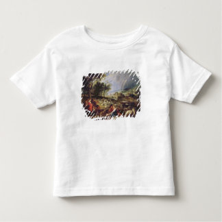 Landscape with a Rainbow Toddler T-Shirt