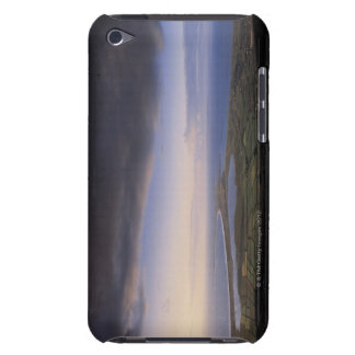 landscape with an overcast sky iPod touch Case-Mate case