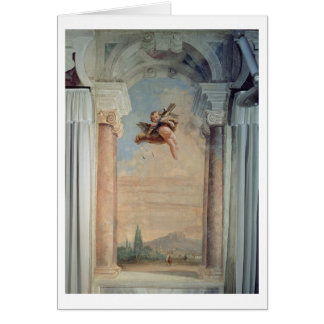 Landscape with Cupid, from the 'Foresteria' (Guest Greeting Card
