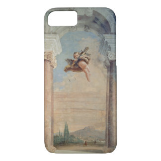 Landscape with Cupid, from the 'Foresteria' (Guest iPhone 8/7 Case
