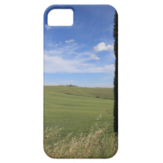 Landscape with Cypress Case For The iPhone 5