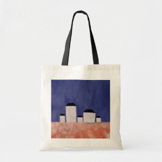 Landscape with Five Houses, c.1932 Tote Bag