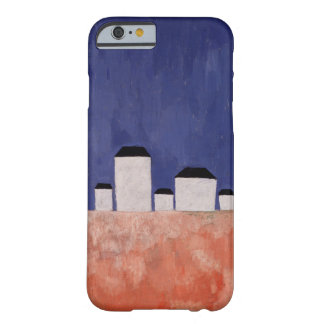 Landscape with Five Houses, c.1932 Barely There iPhone 6 Case