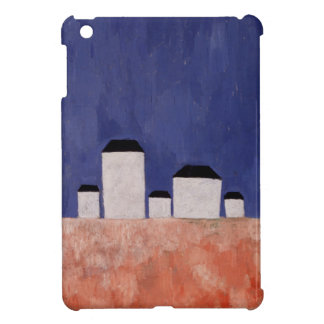Landscape with Five Houses, c.1932 iPad Mini Case