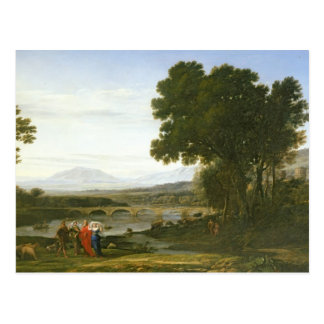 Landscape with Jacob, Laban, and Laban's Post Cards