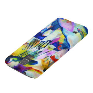 Landscape with Rain by Wassily Kandinsky Case For Galaxy S5