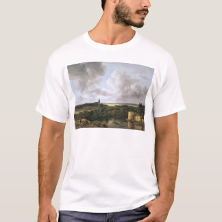 Landscape with Ruined Castle and Church T-Shirt