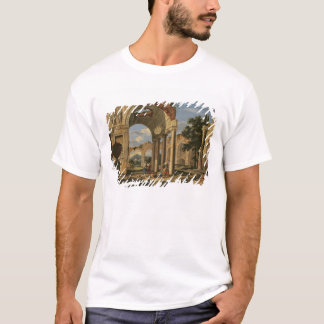 Landscape with Ruins, 1673 T-Shirt