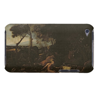 Landscape with St. Jerome iPod Touch Case