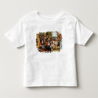 Landscape with St. John the Baptist Preaching Toddler T-Shirt
