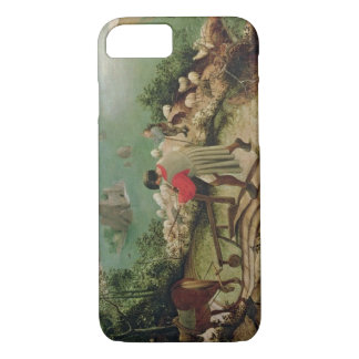 Landscape with the Fall of Icarus, c.1555 iPhone 8/7 Case