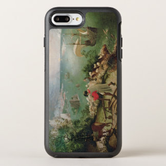 Landscape with the Fall of Icarus, c.1555 OtterBox Symmetry iPhone 8 Plus/7 Plus Case