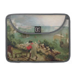 Landscape with the Fall of Icarus, c.1555 Sleeves For MacBook Pro