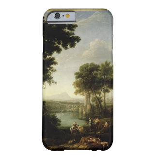 Landscape with the Finding of Moses Barely There iPhone 6 Case