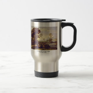 Landscape With The Flight To Egypt Coffee Mug