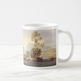 Landscape With The Flight To Egypt Coffee Mugs