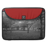 Landscape with trees sleeves for MacBook pro
