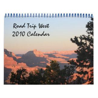 Landscapes 2010 Calendar