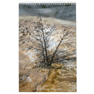 Landscapes of the West and East Calendar
