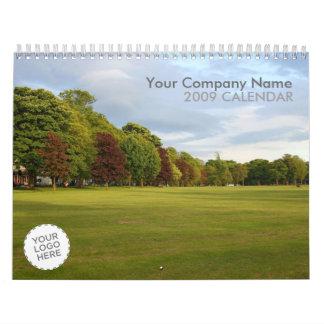 Landscapes Wall Calendar