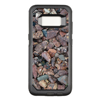 Landscaping Lava Rock Rubble and Stones OtterBox Commuter Samsung Galaxy S8 Case