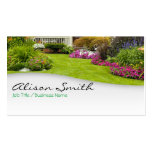 Landscaping Pack Of Standard Business Cards