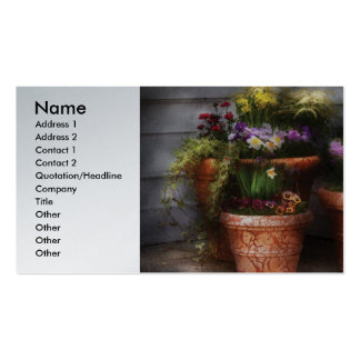 Landscaping - Springs Bounty Pack Of Standard Business Cards