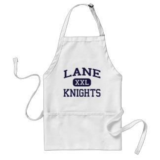Lane - Knights - High School - Brooklyn New York Adult Apron