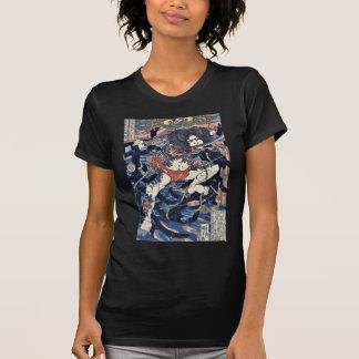 Lang Libai and Fei Zhangfan by Utagawa, Kuniyoshi T-shirt