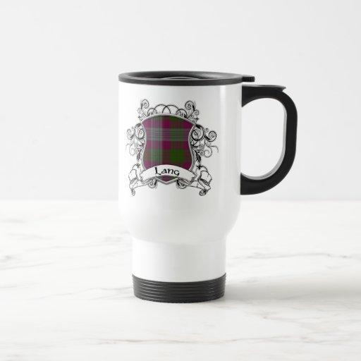 Lang Tartan Shield Mug