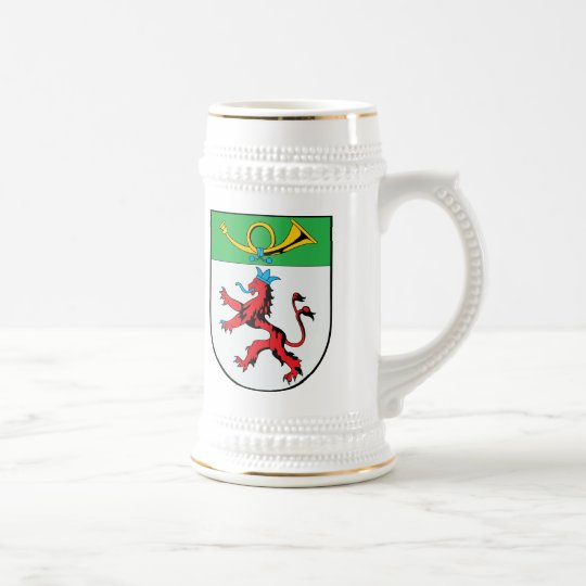 Langenfeld Coat of Arms Mug