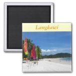 Langkawi Beaches Refrigerator Magnets