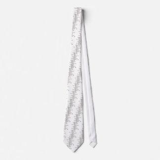 Language of Dressage Tie
