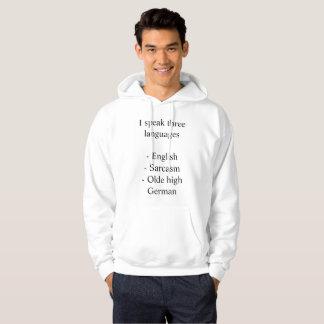 Languages Sweater